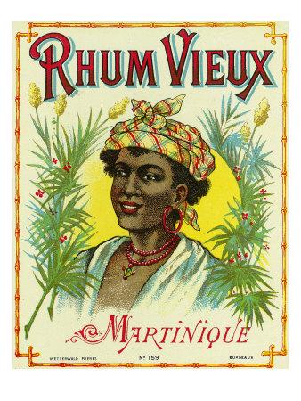 rhum-vieux-martinique-brand-rum-label